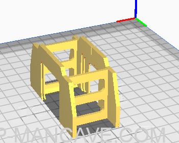 3d enginered - low quality pic in Cura