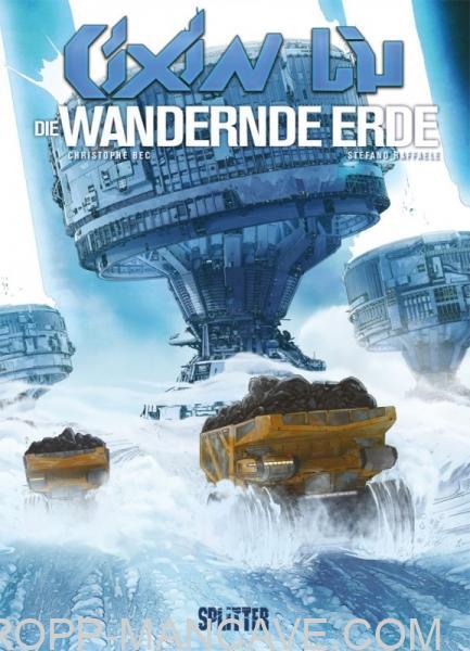 2021 - The Wandering Earth - Head of Zeus Ltd.