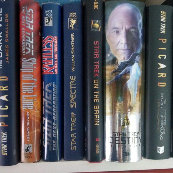 Books - Star Trek