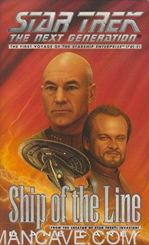 1997 - SHIP OF THE LINE   / the next generation