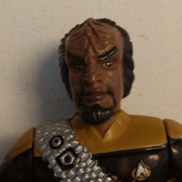65423 - Lt. Worf