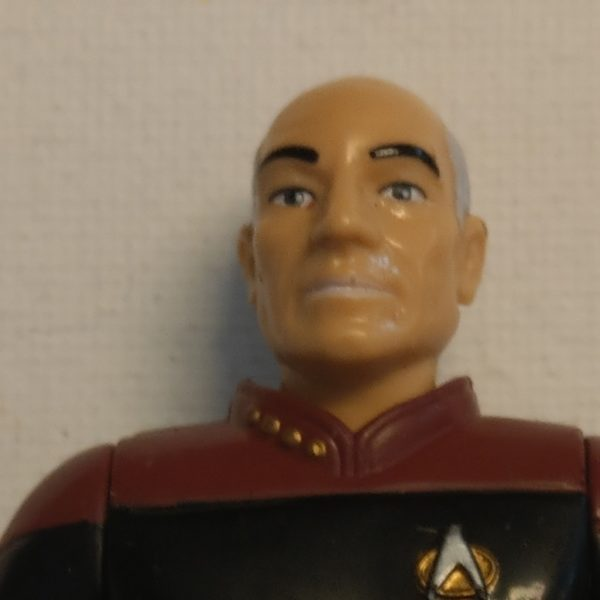 65422 - Captain Jean-Luc Picard