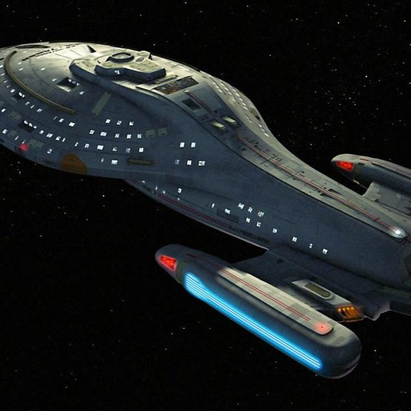 U.S.S. Voyager – Building the ULTIMATE 670 -Model