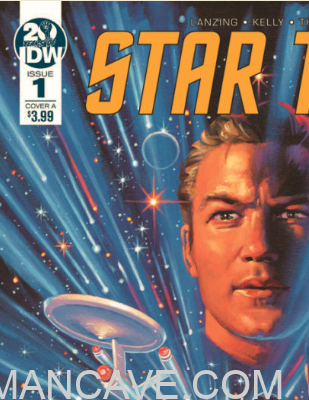 2019 - IDW - STAR TREK - YEAR FIVE - Ongoing...